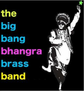 big bang bhangra brass logo