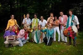 Big Bang Bhangra Brass Band